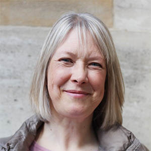 Louise Gibson, Church Warden at All Souls Langham Place